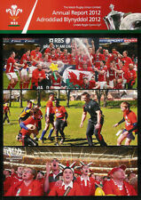 WELSH RUGBY UNION ANNUAL REPORT 2012 BOOKLET, WALES GRAND SLAM REVIEW