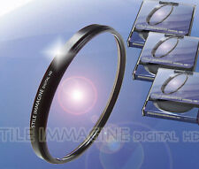 Filter CLOSE UP 77 mm +4 DIOPTER LENS ADDITIONAL SCREENING MACRO for Canon Nikon