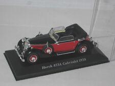 HORCH 853A CABRIOLET 1938, échelle 1/43, Voitures d´exception