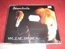 maxi CD mylene farmer désenchantée pressage france TBE