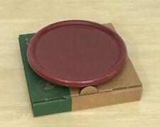 New ListingLongaberger Paprika Pottery Coaster/Crock Lid