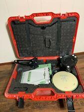 Leica GPS Set Model GX1230 AS10 Antenna Intuicom 1200 Data Link
