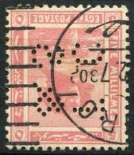 """Egypt 1921-2 SG#90, 5m Pink, """"TC&S"""" Used #D90692"""