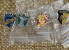 Harry Potter House Set of Four Jacmel Silver Plated Pins