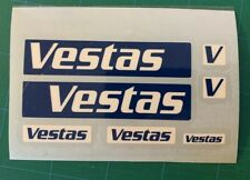 Custom Replacement Lego Vestas Wind Turbine 4999 Stickers Decals