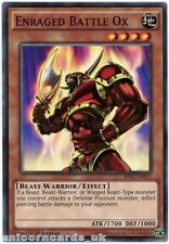 BP03-EN011 Enraged Battle Ox 1st Edition Mint YuGiOh Card