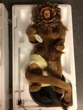Barbie Wizard Of Oz Cowardly Lion Timeless Treasures NIB 2001