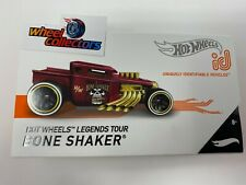 FLASH SALE!  Bone Shaker Legends Tour 2020 * Hot Wheels ID Car * SALE!