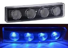 2 x LED vorne Sonnenblende Marker blau Lichter OEM Passform 1798980 für SCANIA