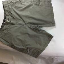 Womans Columbia Sportwear Cargo Shorts Size 8 C-16