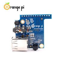 Specialized Expansion Board for Orange Pi Zero PC IO Microphone USB