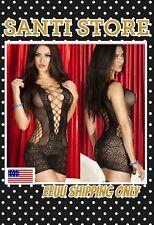 Women's Sexy Lingerie Babydoll Chemise Dress Sleepwear Underwear Lace Dress B45
