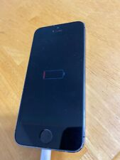 Apple iPhone 5s - 32Gb - Silver (Verizon) A1533 (Cdma + Gsm) Not Working