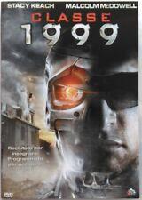 Dvd Classe 1999 - Pulp Video con Malcolm McDowell 1990 Usato