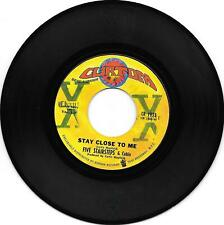 THE FIVE STAIRSTEPS & Cubie - STAY CLOSE TO ME - CURTOM - VG++/EX. CONDITION