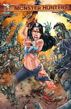 Monster Hunters Survival Guide #1 (Cover B) - Caldwell Zenescope