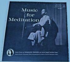 Paramahansa Yogananda - Kriyanada - Music for Meditation Vol. 1 (SRF 201) 1960