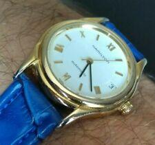 elegante orologio uomo vintage Hamilton automatico ETA 2824 funzionante Nos