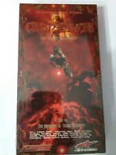 CRUSTY DEMONS THE 8TH DIMENSION NEW SEALED VHS