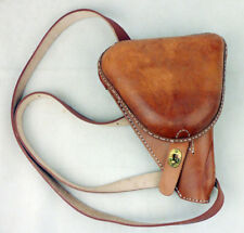 WW2 WWII JAPANESE ARMY OFFICER TYPE NAMBU14 PISTOL HOLSTER CLASSICAL REPRO