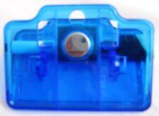 New Magnetic Memo Fridge Notice Blue Clip Memo Board Dry Wipe w White Pen Holder