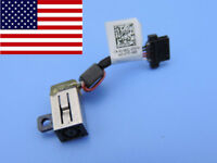 AC DC Power Jack IN Cable Harness for Dell Latitude 13 7000 13-7350 DC30100ST00