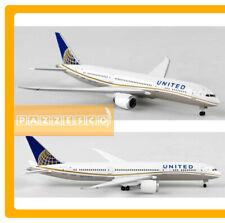 Airplane United Airlines Boeing 787 9 Dreamliner 1:500 Herpa Die-Cast Metal