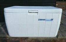 Coleman Marine 68 White Cooler / Ice Box