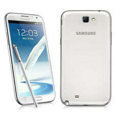 Samsung Galaxy Note II - 16GB - Marble White (AT&T) Smartphone - Very Good Cond