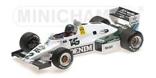 Minichamps F1 Williams FW08C 1983 Jacques Laffite 1/18