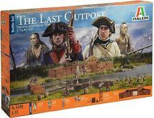 Italeri 1:72 6180: Batalla Set The Last Outpost 1754-1763 Francés and Indian War