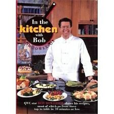 In The Kitchen With Bob Bowersox Cookbook Recipes HBDJ  +++++
