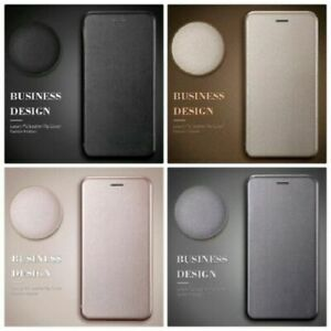 Luxury Leather Card Holder  Wallet Flip Case for iPhone 12,12 Pro,11 XR  x 6 7 8
