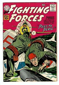 Our Fighting Forces #61
