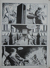 dampyr 55  pagina 7   tavola originale