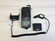 Intermec CN3E6H841G5E200 Barcode scanner with 850-561-001 Car charger adapter, U