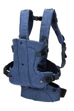 fillikid Bauchtrage Rückentrage Babytrage WALK, blau, NEU OVP