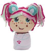 Flip Zee Girls Zoey Snuggly Bear 2-in-1 Plush Baby Doll - 9 Inch