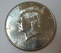 2011-D John F Kennedy Clad Half Dollar Choice BU Condition  DUTCH