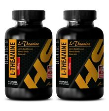 Brain booster for men - L-Theanine 200MG - Theanine relax 2B