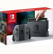 Nintendo Switch - 32GB Gray Console (with Gray Joy-Con) BRAND NEW IN BOX