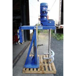 """Hayward Gordon Sharpe 15"""" Industrial Mixer, N Series , 3N42-62"""