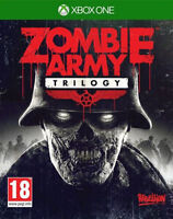 Zombie Army: Trilogy Xbox One Excellent - 1st Class Delivery