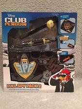 Disney Club Penguin Full Spy Pack 2 Nintendo DSi DSL 3DS NEW & SEALED