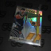 2019 Jamal Murray Panini Optic Express Lane Silver Prizm SP Denver Nuggets NBA