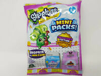 SHOPKINS MINI PACK BLIND PACK COLLECTOR'S EDITION SURPRISE FIGURES PARTY FILLER