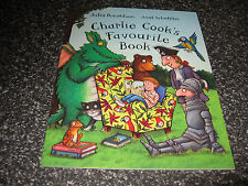 CHARLIE COOK'S FAVOURITE BOOK  BY JULIA DONALDSON SOFTCOVER BRAND NEW