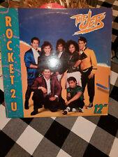 The Jets Rocket To U 12in Single 1988