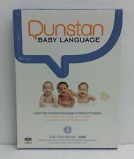 The Dunstan Baby Language (DVD, 2006, 2-Disc Set) Very Good Condition Complete S