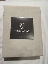 NWT Vera Wang Roses Pearl King Pillow Sham NEW $165